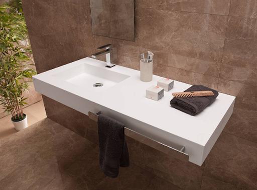 Muratpaşa Corian Banyo Tezgahı